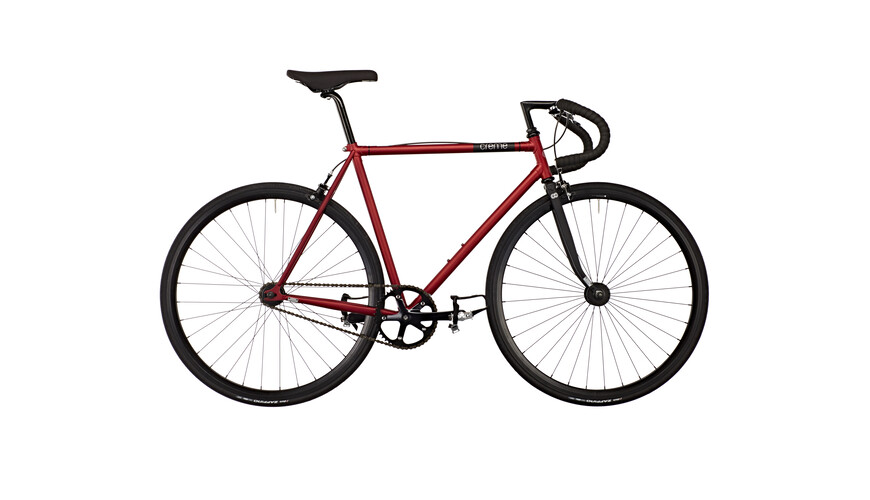Creme Vinyl Solo singlespeed/fixed gear infra red